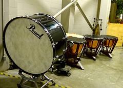 Musical instruments: Drums (ali eminov) Tags: wayne nebraska colleges waynestatecollege musical instruments drums