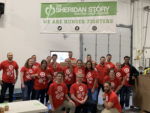 Target Packing Event 4/25/19