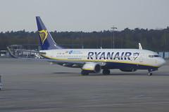 Ryanair Boeing 737-800; EI-DWC@CGN;10.04.2019 (Aero Icarus) Tags: colognebonnairport cgn