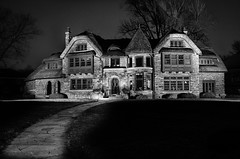 A Prohibition Legacy (Neil Cornwall) Tags: 2019 april canada lowmartinhouse ontario walkerville windsor blackwhite bootleg monochrome spring