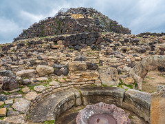 Italy - Sardinia - World Heritage Sight - Nuraghe Su Nurax - 3500 Year Old Nuraghe Archeological Site (Greg7579) Tags: italy sardinia