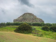 Italy - Sardinia - World Heritage Sight - Nuraghe Su Nurax - 3500 Year Old Nuraghe Archeological Site (HDR) (Greg7579) Tags: italy sardinia