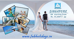 Singapore Honeymoon Tour Packages! (fabholidays) Tags: