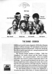 IMG_0005 Osibisa Farewell Tour The National Theatre Accra Ghana West Africa May 7 1999 Programme (photographer695) Tags: osibisa farewell tour the national theatre accra ghana west africa may 7 1999 programme