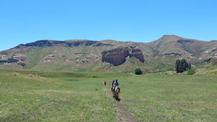 Horse Riding in the Mountains (Rckr88) Tags: horse riding mountains horseridinginthemountains mountain horseridinginthemountain goldengatenationalpark freestate southafrica golden gate national park free state south africa horseriding horses greenery green grass nature naturalworld outdoors travel travelling