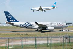 DSC_3255 B-5908 (shamrockei105) Tags: b5908 airbus a330 chinaeastern skyteam fra frankfurt eddf 24042019