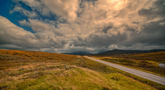 Thunder Road. (Alex-de-Haas) Tags: aurorahdr aurorahdr2019 bergen blackstone d850 gb greatbritain hdr irix irix11mm irixblackstone lightroom nikon nikond850 schotland scotland skylum uk unitedkingdom berg cloud clouds highlands holidays hooglanden journey landscape landschaft landschap lucht mountain mountains nature natuur outdoor outdoors reis reizen roadtrip rondreis skies sky summer travel travelling vacation vakantie wolk wolken zomer garve