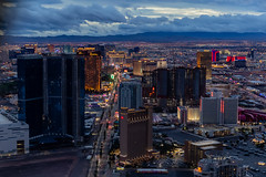 Las Vegas Stip from Stratosphere