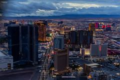 Las Vegas Stip from Stratosphere