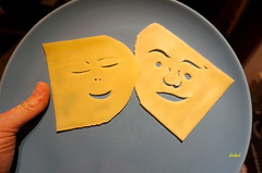 DUE ......say cheese ( and I love you :-))  ) (Fimeli) Tags: smile saturday käse cheese say smileonsaturday saycheese