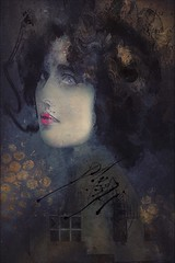 Night Shades (jimlaskowicz) Tags: jimlaskowicz vintage artistic impressionistic painterly textures art surreal dark shades night