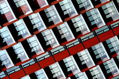 shelf (♫ marc_l'esperance) Tags: carlzeissjena135mmf35 sonnar vintagelens manualfocus manualexposure geometric abstraction condo building vancouver bc geometry abstract angles lines shapes marclesperancephoto 2019 cml luxmaticcom czj 135mm carlzeissjena zebra