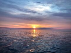 Histoire d'eau (G.Billon) Tags: sun cameraphone iphoneography iphone sunrise webelongtothesea seaside seascape italie calabre gbillon groupenuagesetciel