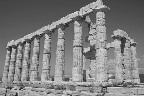 Poseidon Tempel