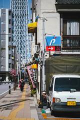 Skytree|晴空塔 (里卡豆) Tags: 東京都 日本 jp olympus penf olympuspenf 45mm f12 pro olympus45mmf12pro