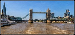 London_River Thames_Tower Bridge_The Shard_GB (ferdahejl) Tags: london riverthames towerbridge theshard gb dslr canondslr canoneos800d