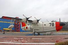 SHIN MEIWA PS-1 9078 JMSDF (shanairpic) Tags: military flyingboat shinmmeiwaps1 gifu jmsdf 9078 museum