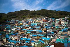 Gamcheon Village (~kenlwc) Tags: gamcheon village busan korea landscape color kenlwc kenleung leica sonya7r2 18mm super elmar asph