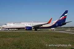 VP-BMM (Airlinerphotos.de) Tags: aeroflot b737800 muc