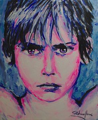 Peter Rowen - U2's boy (Stéphane-Hervé's Art) Tags: garçon boy chico niño menino junge ragazzo enfant bambino child kind criança u2 peterrowen war sundaybloodysunday newyearsday art arte kunst artwork oeuvredart kunstwerk obradearte painting pintura peinture malerei portrait porträt retrato acrylic acrylicpainting acrylique peintureacrylique acryl acrylmalerei acrílico pinturaacrílica figuratif figurative figürlich figurativo réalisme realism realismus realismo pop popart artpop rowen