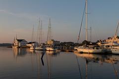 Early morning in Grimstad 2 (Roar Frich Vangdal) Tags: spring sea sunrise grimstad norway