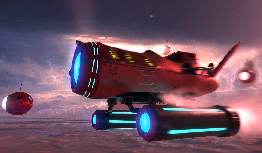 The World's most recently posted photos of cinema4d and space