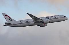 CN-RGU / Boeing 787-8 GE / 36109/506 / Royal Air Maroc (A.J. Carroll (Thanks for 1 million views!)) Tags: cnrgu boeing 7878 787 788 36109506 genx64b royalairmaroc gjlq 020123 london heathrow lhr egll 27l