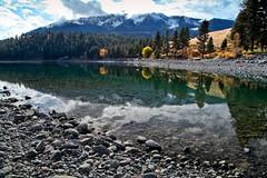 Wallowa Lake (SWR Chantilly) Tags: wallowa joseph oregon autumn reflection