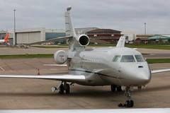 OY-NEW Dassault Falcon 8X (R.K.C. Photography) Tags: oynew dassault falcon8x aircraft aviation bizjet airalsie danish luton 429 bedfordshire england unitedkingdom uk londonlutonairport ltn eggw canoneos100d