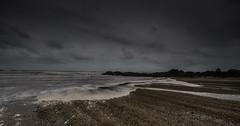 Storm out at sea (Glen Parry Photography) Tags: landscape anglesea d7000 landscapephotography nikon nikond7000 nikonphotographer nikonphotography sigma sigma1020mm wales ynysmon sea seascape ocean graysky rain windy