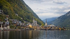 Halstatt (joyhhs) Tags: 2018 august summer hallstatt austria landscape town canon on1 photography
