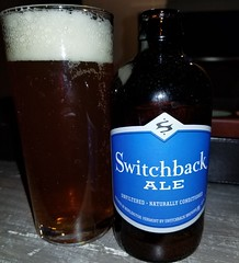 Switchback Ale (Pak T) Tags: switchbackbrewing blue burlington vermont american amber red ale bottle glass beer alcohol beerporn beverage drink samsunggalaxys8 tmobile untappd