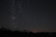 Shooting Stars (joyhhs) Tags: shootingstars meteors perseids astrophotography uk dorset august 2016 canon on1 photography