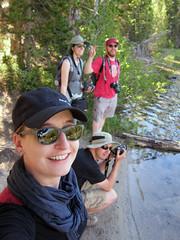 String Lake Trail (pr0digie) Tags: grandteton nationalpark hike hiking trail stringlake leighlake lake mountain mountains liz jon jasonkafalas katwaddell