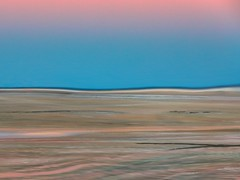 dreamtime beach (cheezepleaze) Tags: beach mudflats sunrise abstract sky painted shiftingsands minimal sea