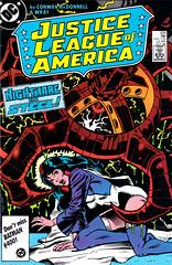 Justice League of America 255 (FranMoff) Tags: zatanna comicbooks cornered justiceleagueofamerica dccomics jla