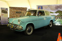1963 Ford Anglia (Dirk A.) Tags: js6136 sidecode1 1963 ford anglia onk