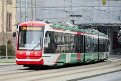 Chemnitz. 2019/04 (giver40 - Sergi) Tags: strasenbahn tranvía tram chemnitz cvag stadler citylink tramway saxony sajonia