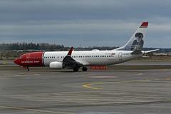 Norwegian Air Shuttle Boeing 737-8JP(WL) LN-NIC Fredrikke Marie Qvam (EK056) Tags: norwegian air shuttle boeing 7378jpwl lnnic fredrikke marie qvam helsinki airport