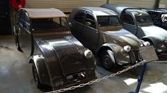 Conservatoire Citroën - Aulnay-sous-Bois (Mic V.) Tags: vintage collection classic conservatoire citroën citroen musée musee museum french car voiture aulnaysousbois 1939 2cv type a proto prototype berline 1950 tpv toute petite concept