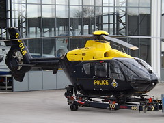 G-POLB Eurocopter EC135 Helicopter (National Police Air Service) (Aircaft @ Gloucestershire Airport By James) Tags: gloucestershire airport gpolb eurocopter ec135 helicopter national police air service egbj james lloyds