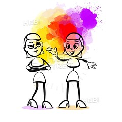 Gossip Girls (Hebstreits) Tags: art background bully bullying cartoon character chatting clip clipart communication drawing face female friend friends friendship girl girls gossip gossiping group illustration isolated kids lady line listening mouth news people pop retro rumor sad secret style talk talking teenage tell telling three two vector whisper whispering white woman women young