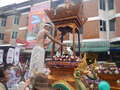Songkran (สงกรานต์) (boudewijn huysmans) Tags: chiengmai songkran thailand