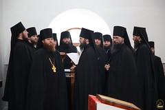 30. Пасхальная вечерня в соборе г. Святогорска 28.04.2019