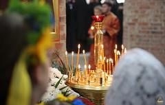 24. Пасхальная вечерня в соборе г. Святогорска 28.04.2019