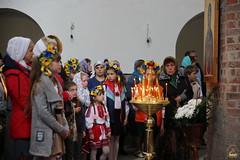 17. Пасхальная вечерня в соборе г. Святогорска 28.04.2019