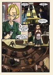 page_08 (ponchara80) Tags: comic page illustration draw love romance story comix comics digital art sheet fantastic fun funny