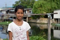 tall dark skinned beauty (the foreign photographer - ฝรั่งถ่) Tags: dark skinned beauty girl klong thanon portraits bangkhen bangkok thailand nikon d3200