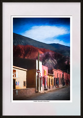 Purmamarca - jujuy - Argentina (Pablo B. Picardi) Tags: jujuy pablopicardi purmamarca argentina nikon landscape folowme travels tourism collection color digitalart gallery homedeco image landscapephotography d810