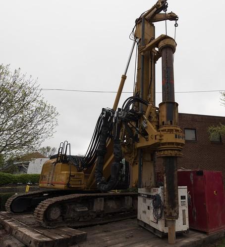 IMT AF 190 Hydraulic drilling rig